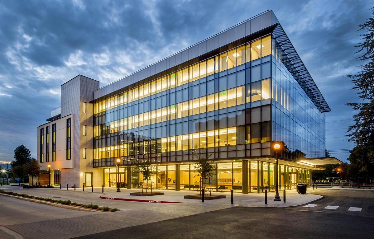 Stanford Hoover Medical Office Building Design Electric